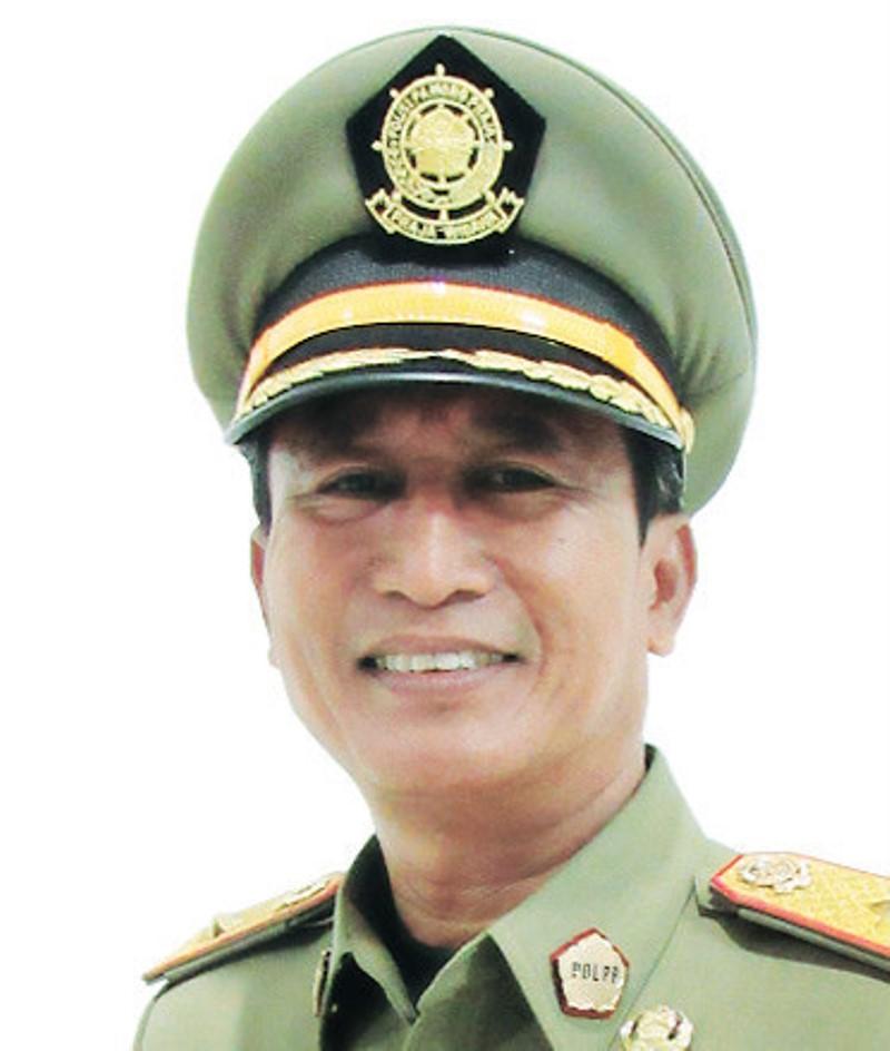 Drs. Budiyanto EP, M.Si
