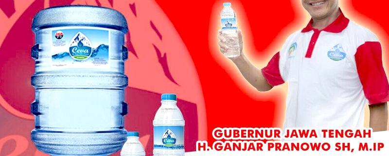 Perusda CMJT Segar bersama Air Minum Dalam Kemasan - CEVA