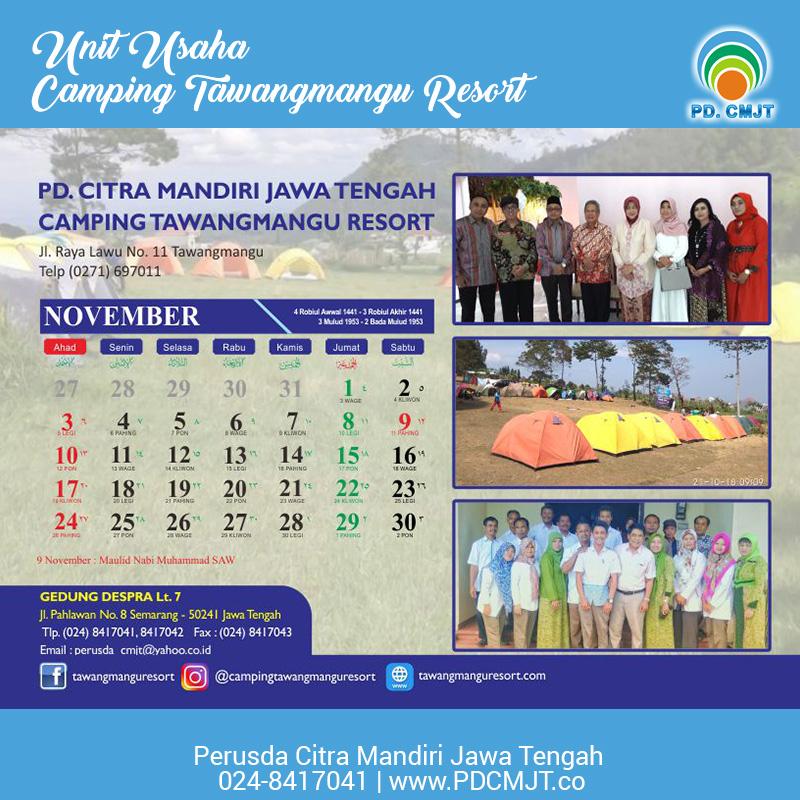 perusda-cmjt-kalender-2019-kegiatan-dan-unit-usaha-camping-tawangmangu-resort