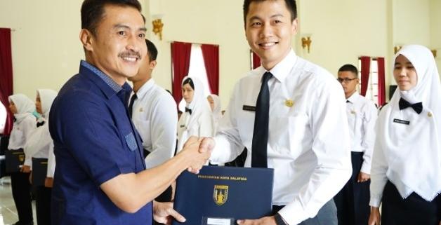 capture Tlogo Resort Tuntang Lokasi Latsar 205 CPNS Pemerintah Kota Salatiga